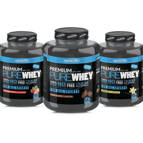 pure whey performance