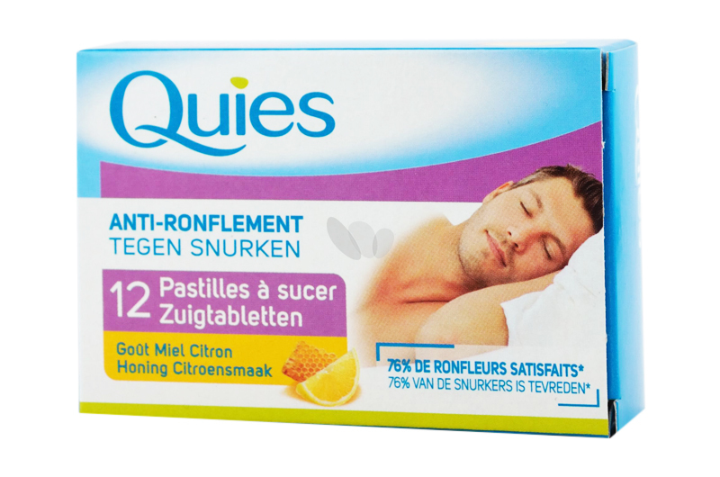 quies ronflement