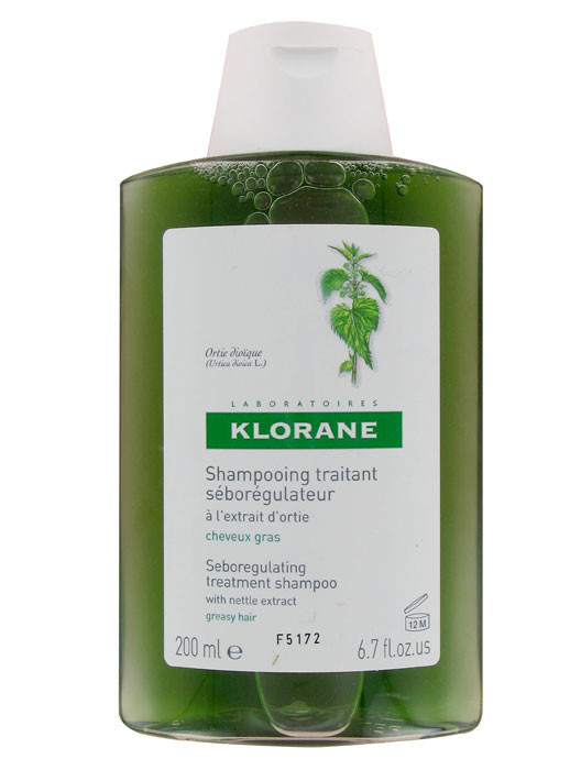 shampoing klorane ortie