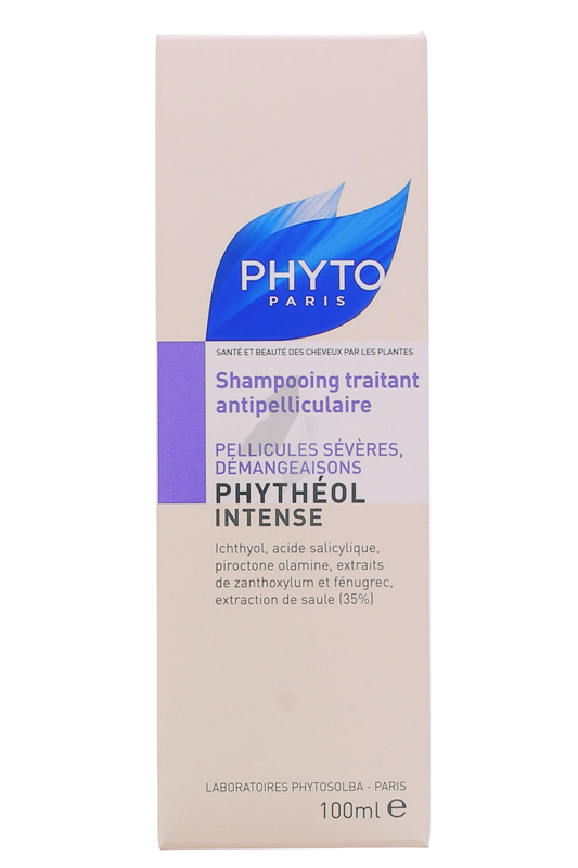 shampoing phyto antipelliculaire