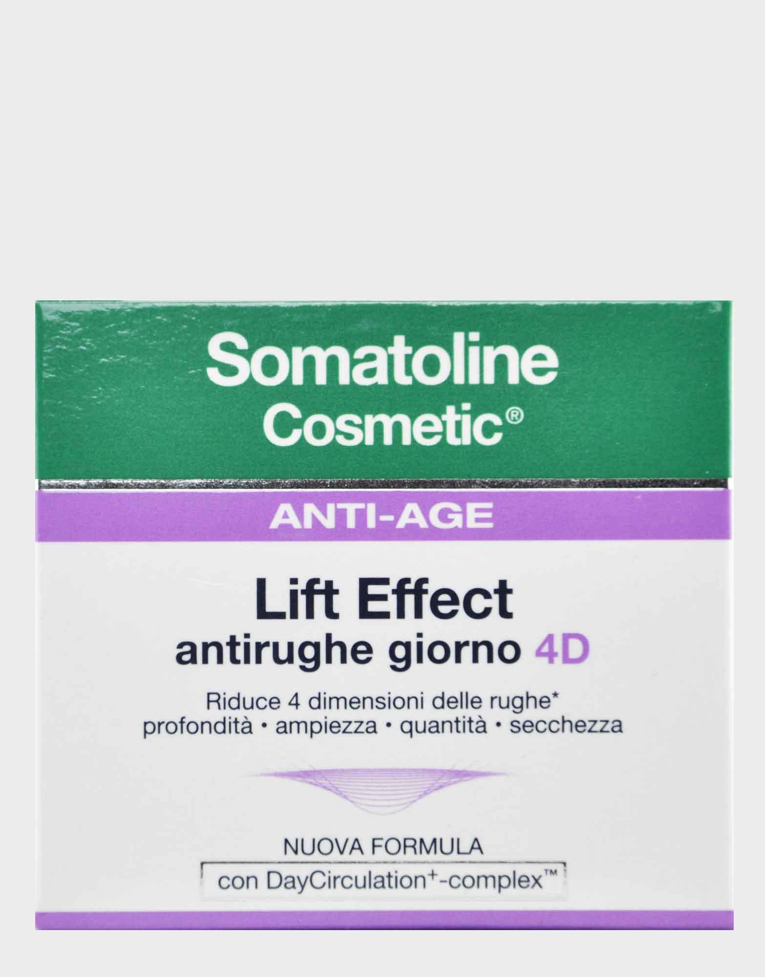 somatoline anti rides