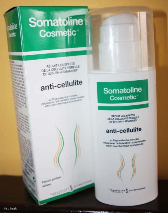 somatoline cosmetic anti cellulite avis