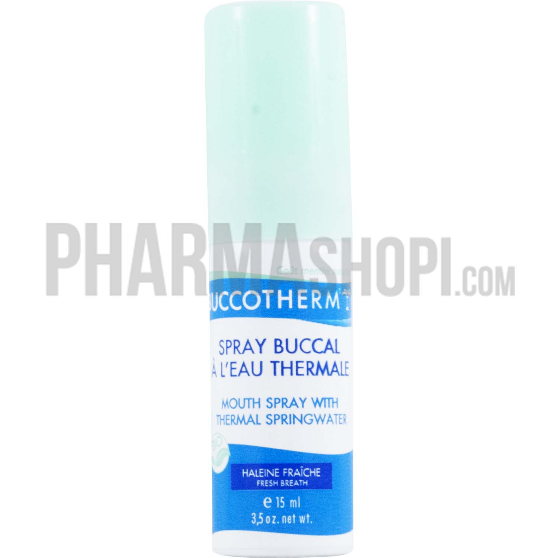 spray buccal haleine