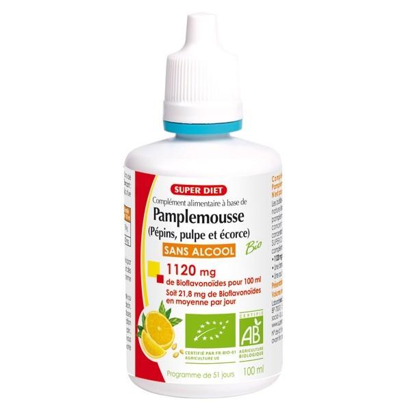 super diet extrait pepin pamplemousse
