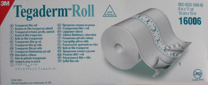 tegaderm film roll