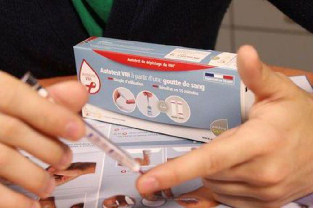 test rapide sida pharmacie