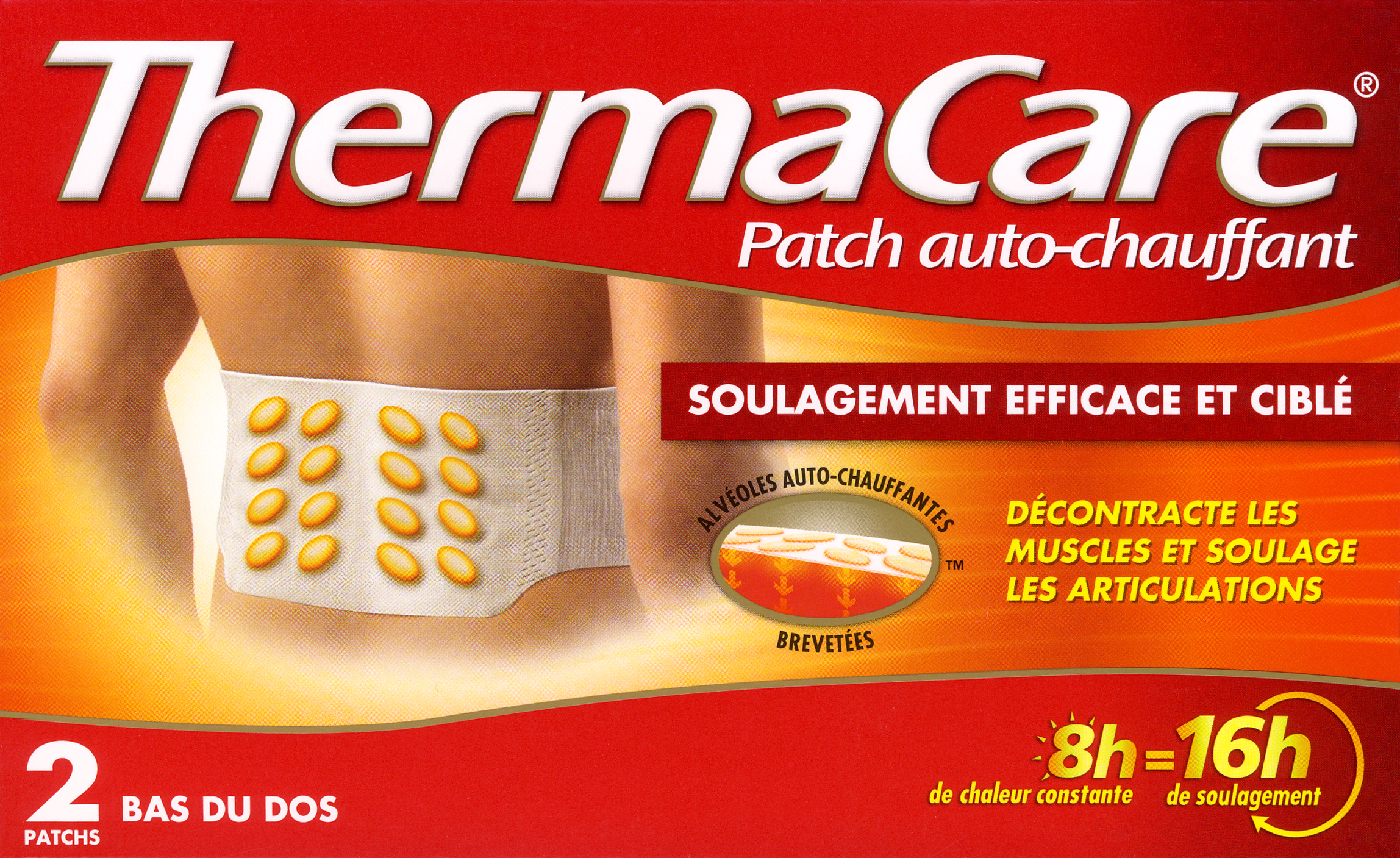 thermacare dos