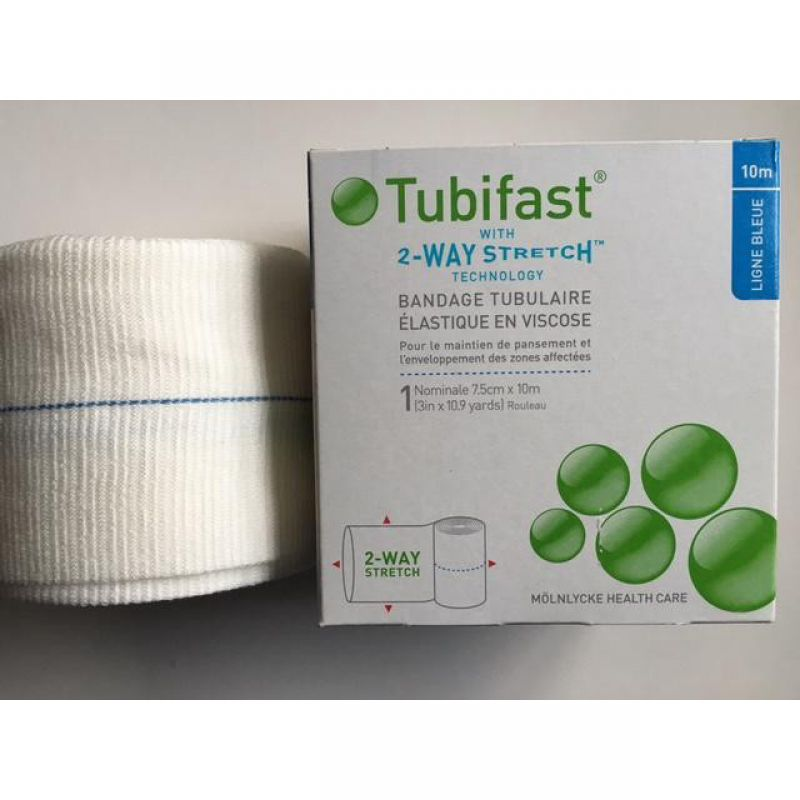 tubifast ligne bleu