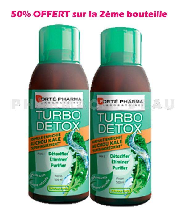 turbo detox de forte pharma