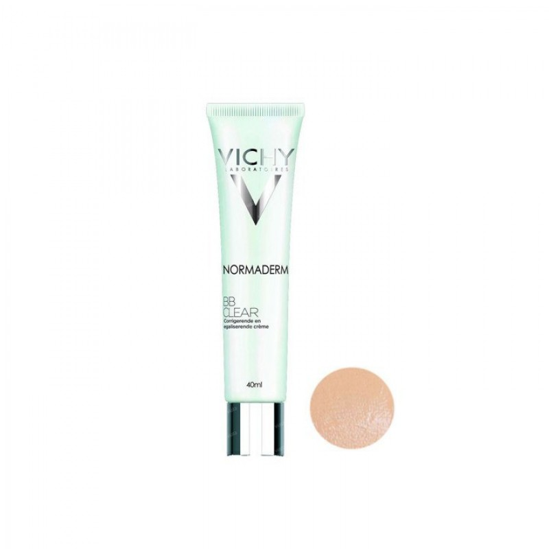vichy normaderm bb clear