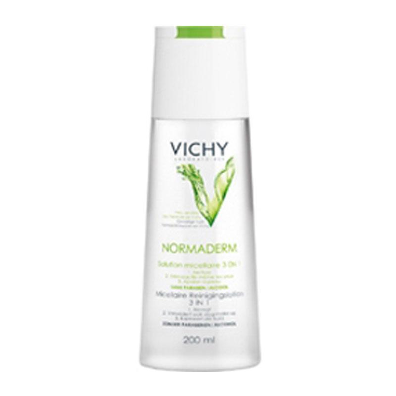 vichy solution micellaire 3 en 1
