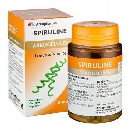 arkopharma spiruline