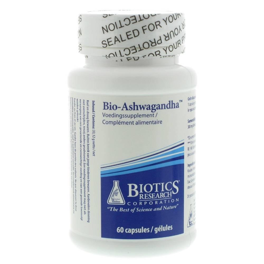 ashwagandha en pharmacie