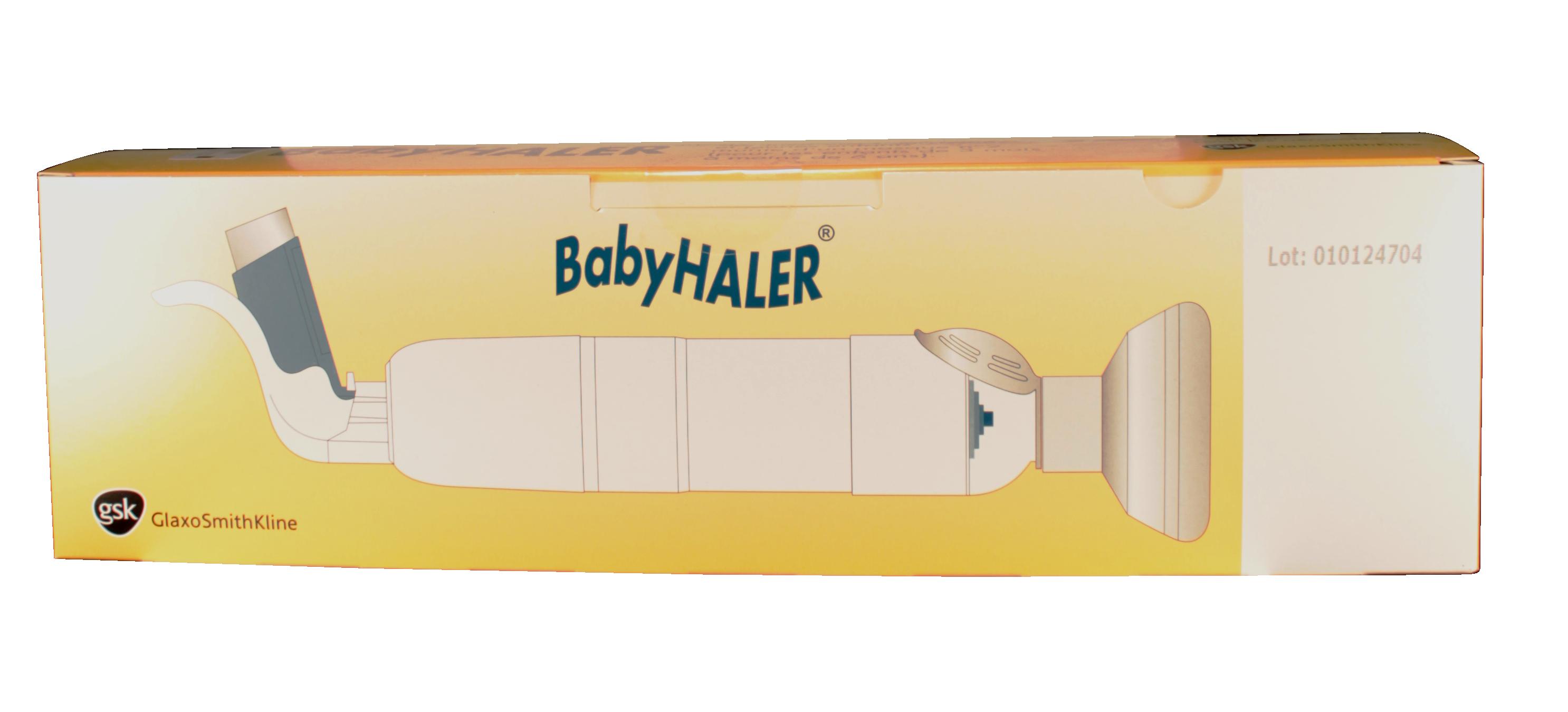 babyhaler prix