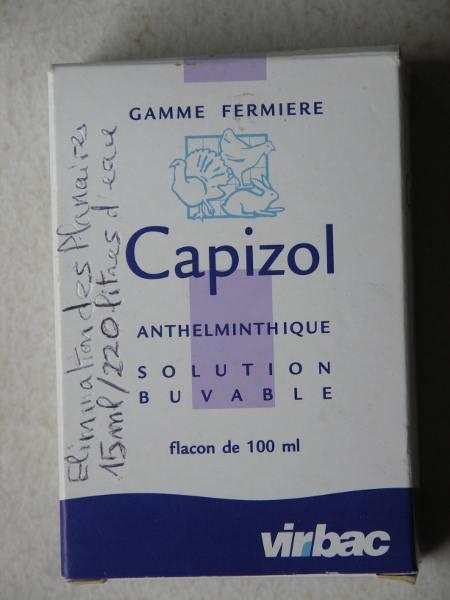capizol prix