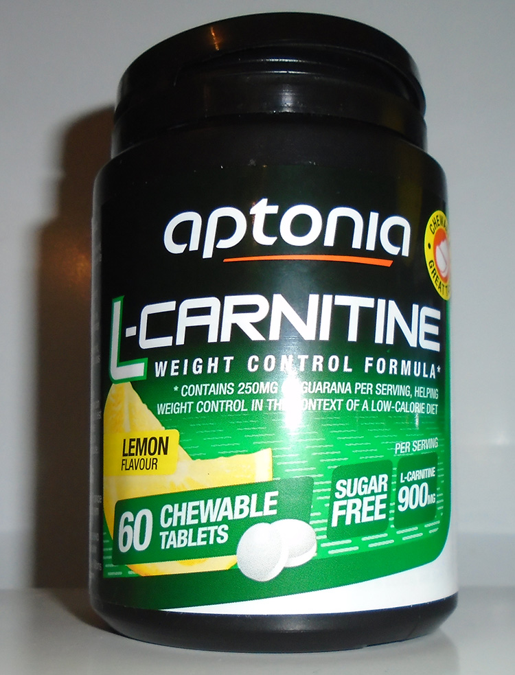 carnitine prix