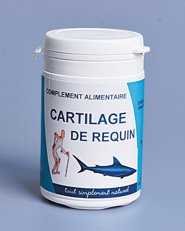 cartilage de requin prix