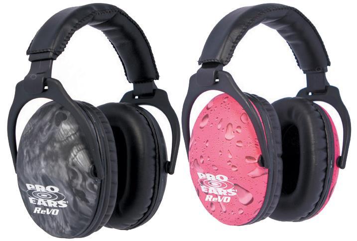 casque anti bruit rose