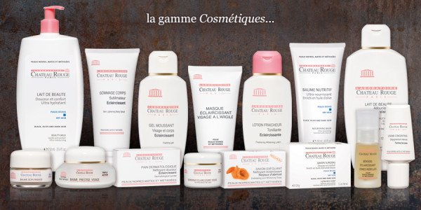 chateau rouge cosmetique
