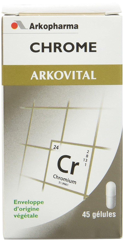 chrome arkopharma