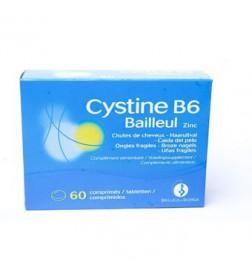 cystine b6 bailleul prix