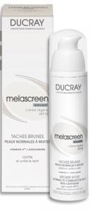 ducray melascreen depigmentant anti taches brunes prix