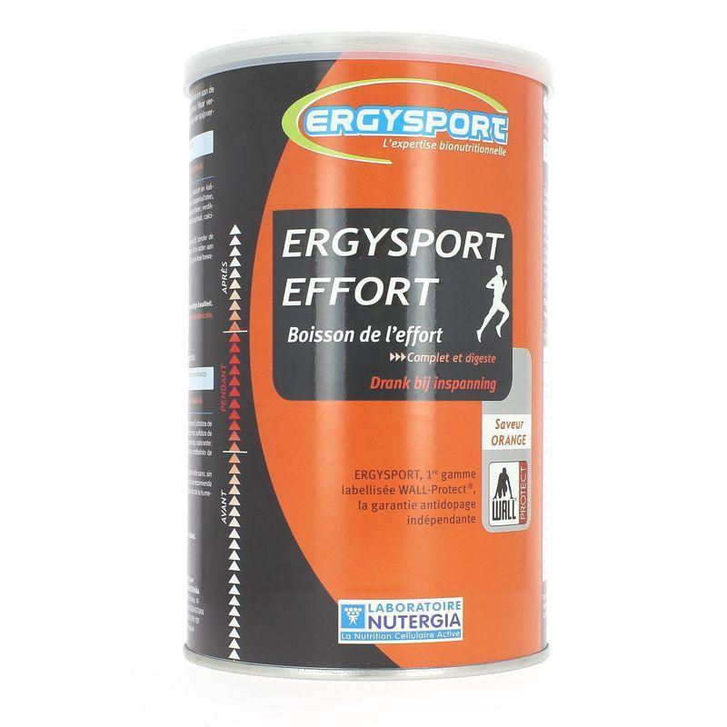 ergysport effort