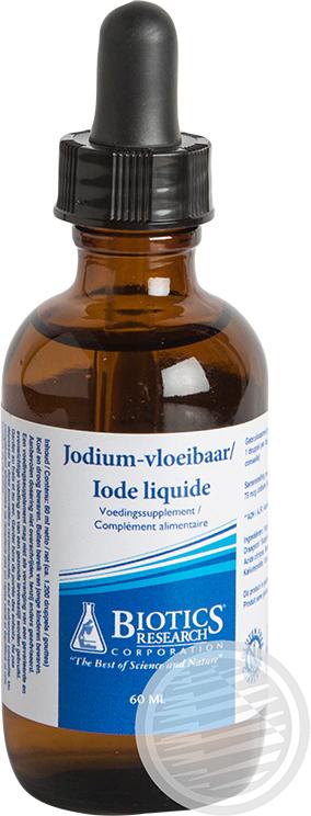 iode liquide