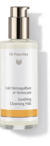 lait demaquillant dr hauschka