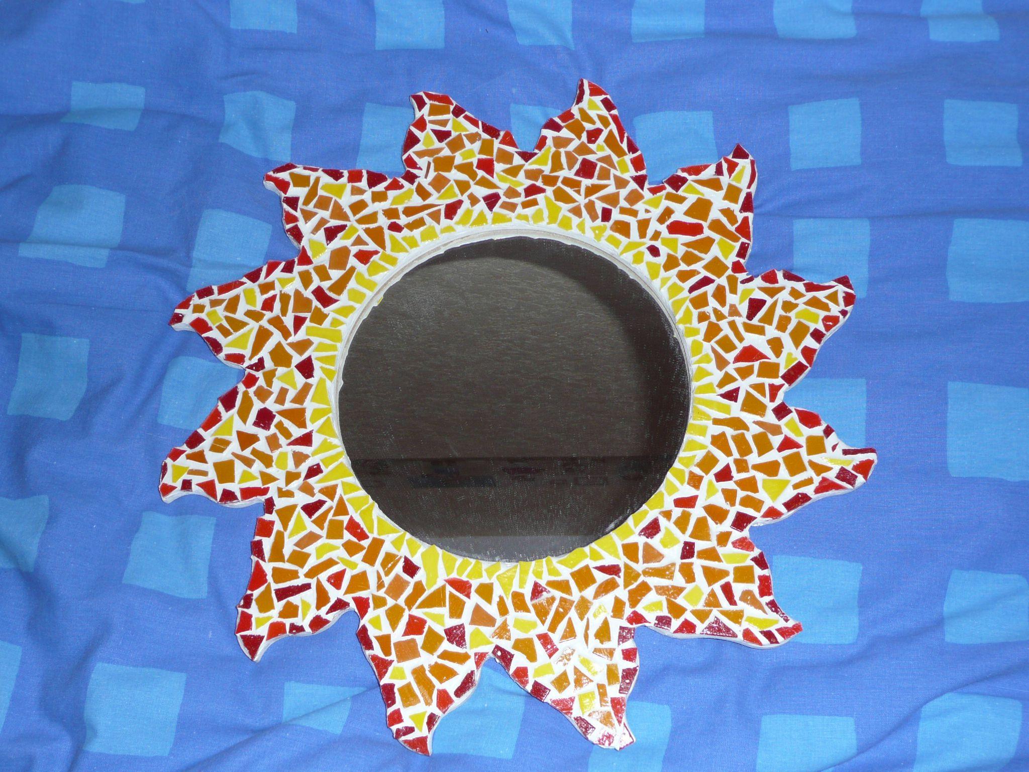 mosaique soleil