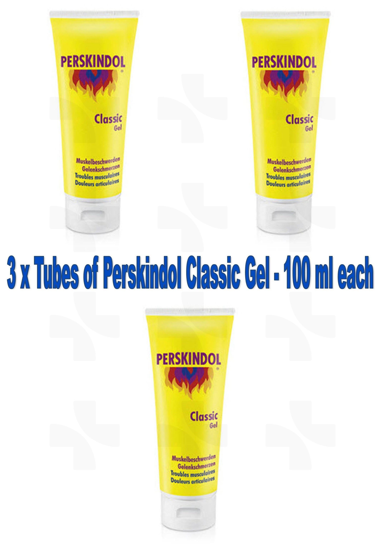 perskindol classic gel