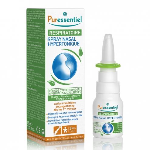 puressentiel respiratoire spray nasal