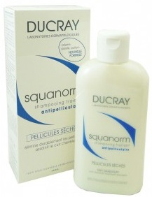 shampoing ducray antipelliculaire