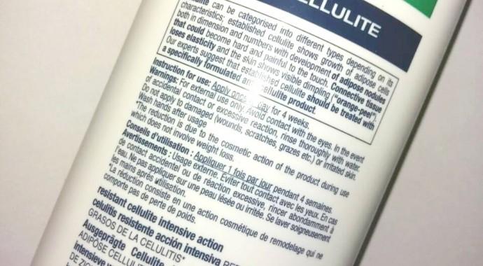 somatoline cellulite incrustee avis