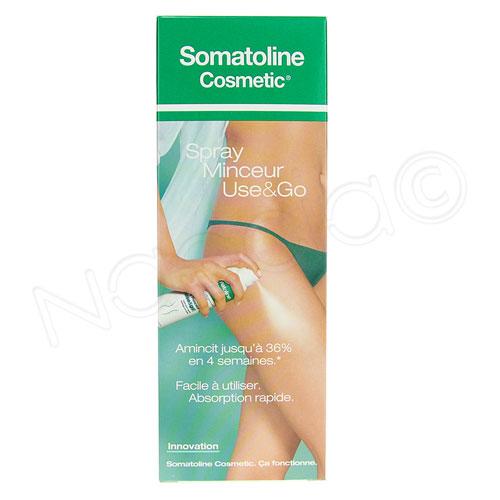 somatoline use and go