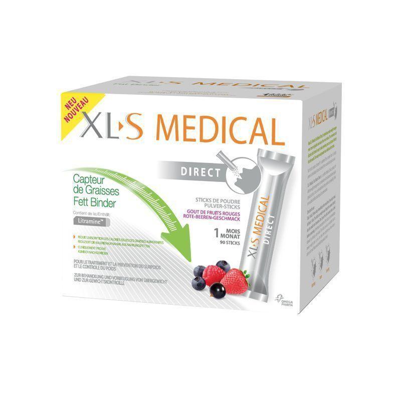 xls medical capteur de graisse pas cher